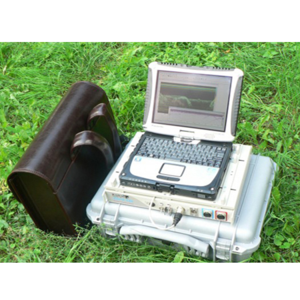Zond-12e雙通道探地雷達主機